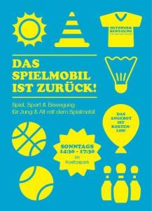 Das Spielmobil ist zurück! @ Koeltzepark | Berlin | Berlin | Deutschland