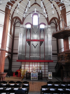 Orgelwinter @ Lutherkirche Spandau | Berlin | Berlin | Deutschland